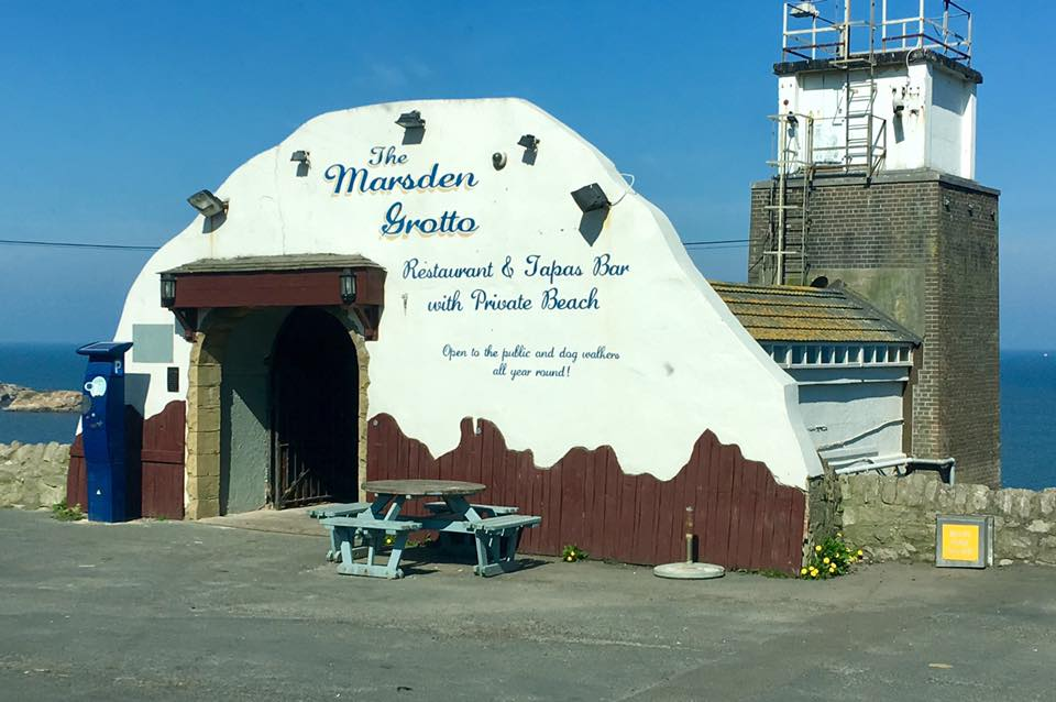 The Marsden Grotto South Shields NE34 7BS Entrance
