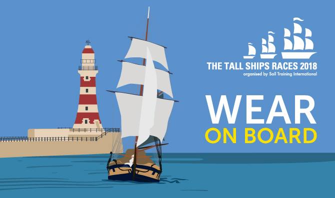Tall Ships Races Sunderland 2018
