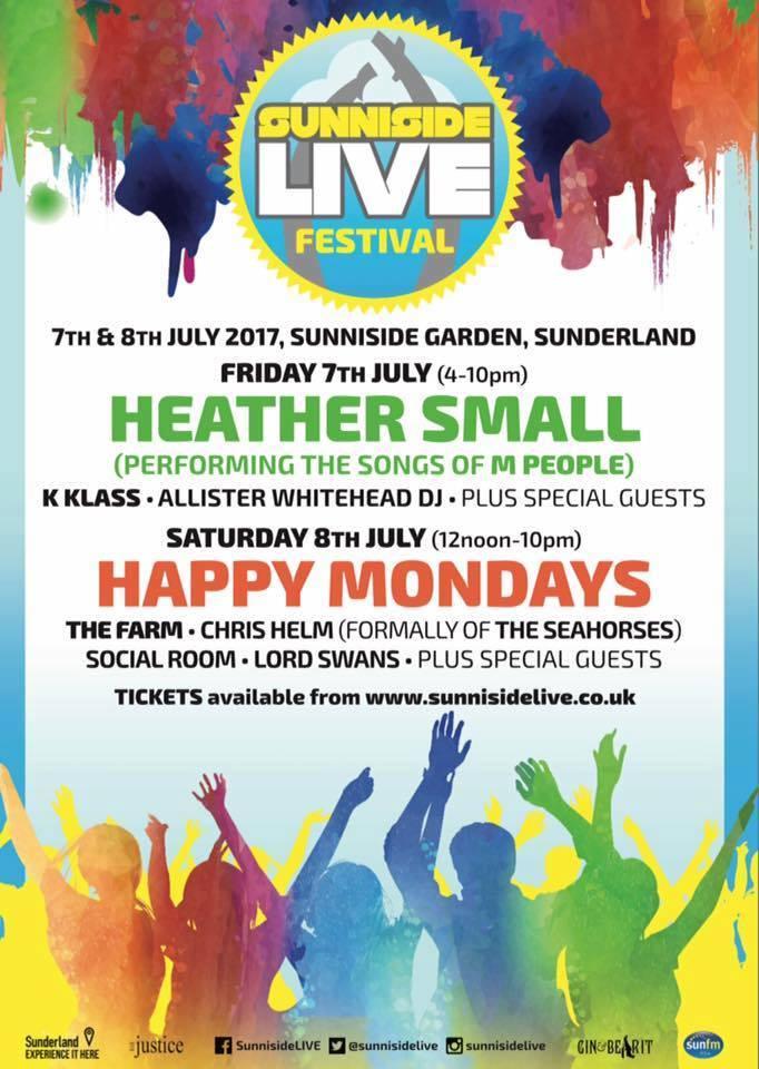 Sunniside Live 2017
