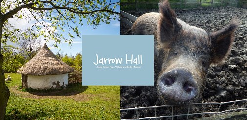 Jarrow Hall Free South Tyneside Visitor Guide 2017
