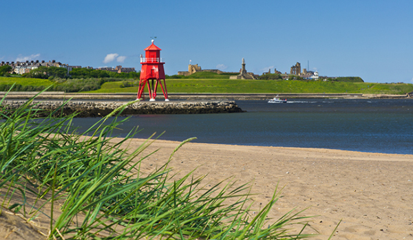 South Shields Coastline Free South Tyneside Visitor Guide 2017