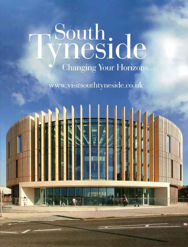Free South Tyneside Visitor Guide 2017