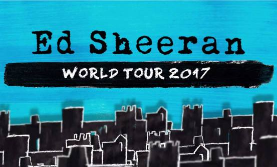 Ed Sheeran St James' Park Newcastle Upon Tyne NE1 4ST June 2018
