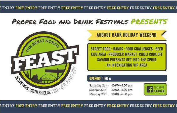 Great North Feast Bents Park South Shields NE33 2LD
