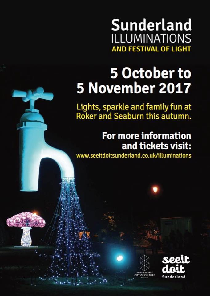 Sunderland Illuminations 2017