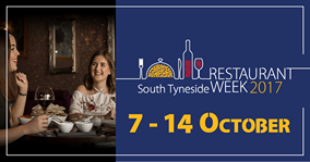 South Tyneside Restaurant Week October 2017