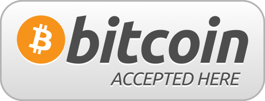 We Now Accept Bitcoin As A Payment Method