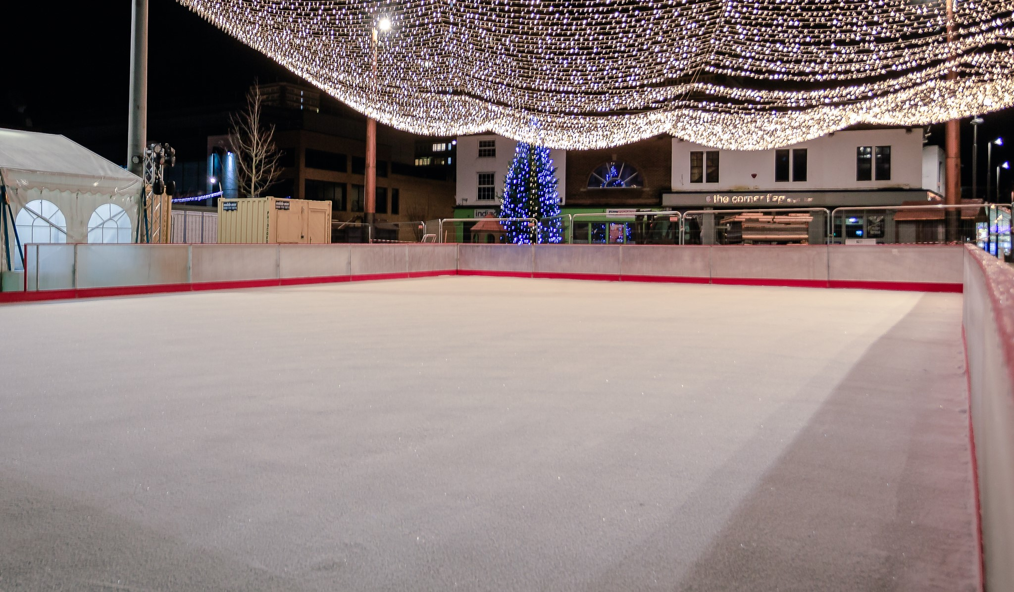Sunderland Keel Square Ice Skating