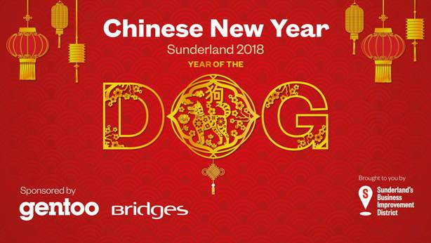 Chinese New Year In Sunderland 2018