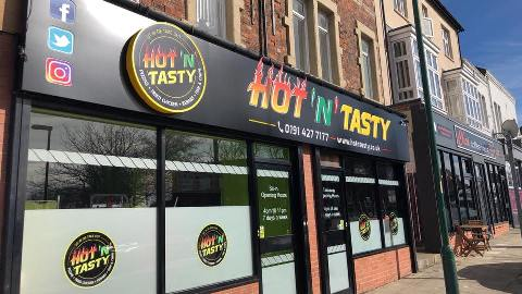 Hot N Tasty 327 Laygate South Shields NE33 4JB