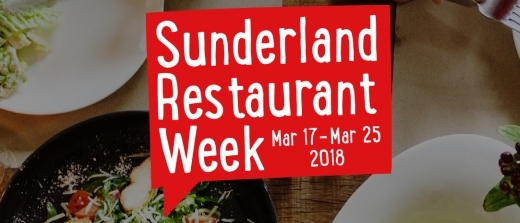 Sunderland Restaurant Week March 2018