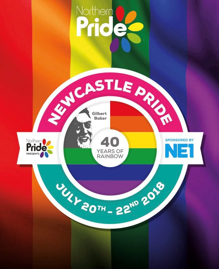 Newcastle Pride July 2018