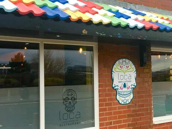 Loca Bar And Kitchen Sea Road South Shields NE33 2LD Exterior