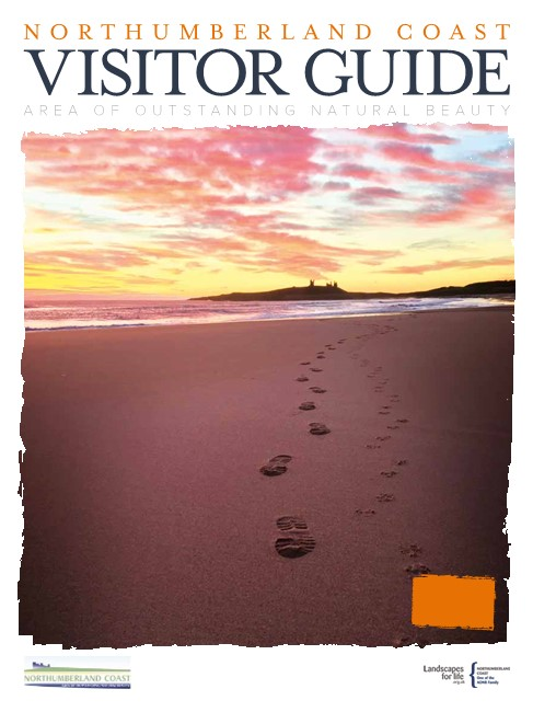 Northumberland Coast Visitor Guide 2019
