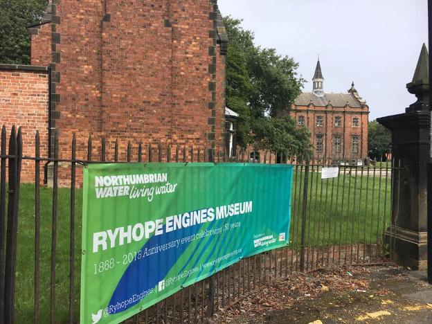 Ryhope Engines Museum Waterworks Road Sunderland SR2 0ND