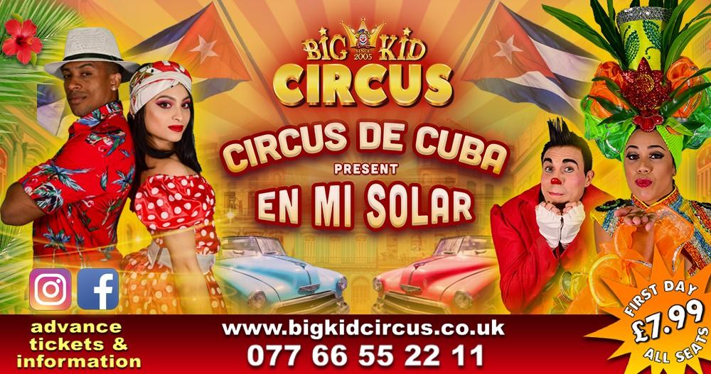 Cirque De Cuba Wheathall Farm Whitburn SR6 7EU