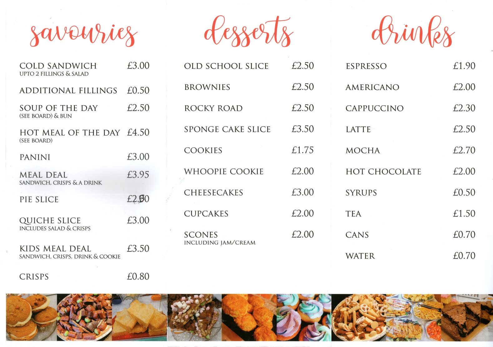 Elsie's Kitchen 126 Westoe Road South Shields NE33 3PF Menu 2