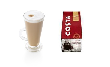 SouthShields GuestHouse Breakfast Menu Costa Real Coffee