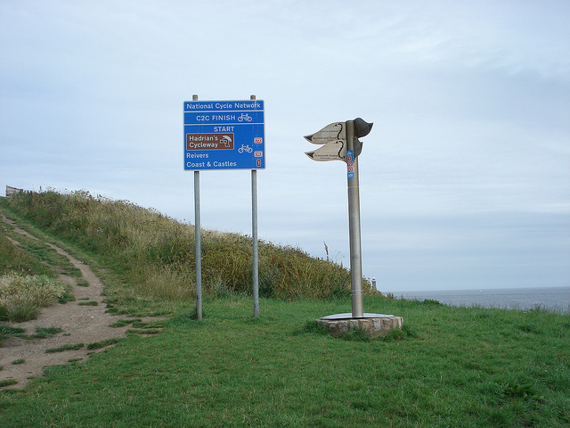 C2C Cycle Route