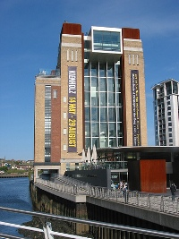 Baltic Centre For Contemporary Art Gateshead NE8 3BA
