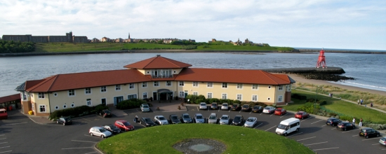 The Little Haven Hotel in South Shields