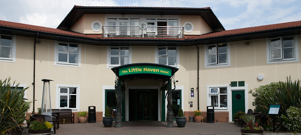 Little Haven Hotel In South Shields Entrance
