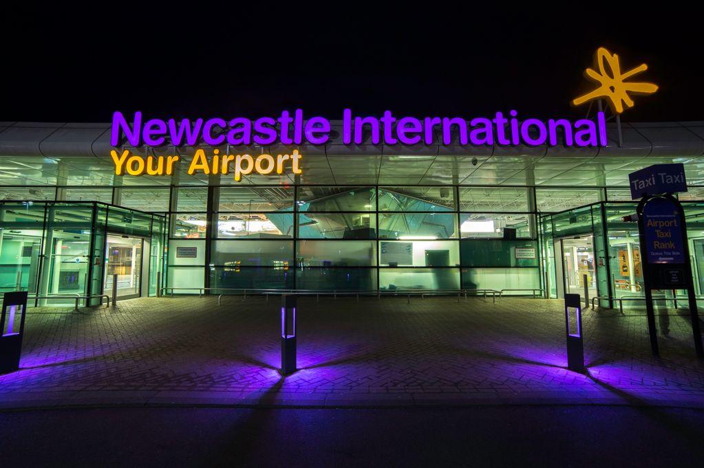 newcastle airport - photo #35