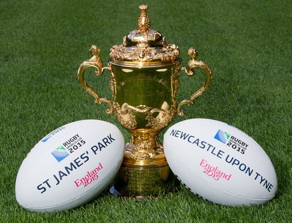 St James' Park Newcastle upon Tyne NE1 4ST To Host Rugby World Cup 2015