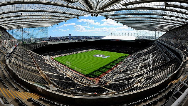 St James' Park Newcastle upon Tyne NE1 4ST