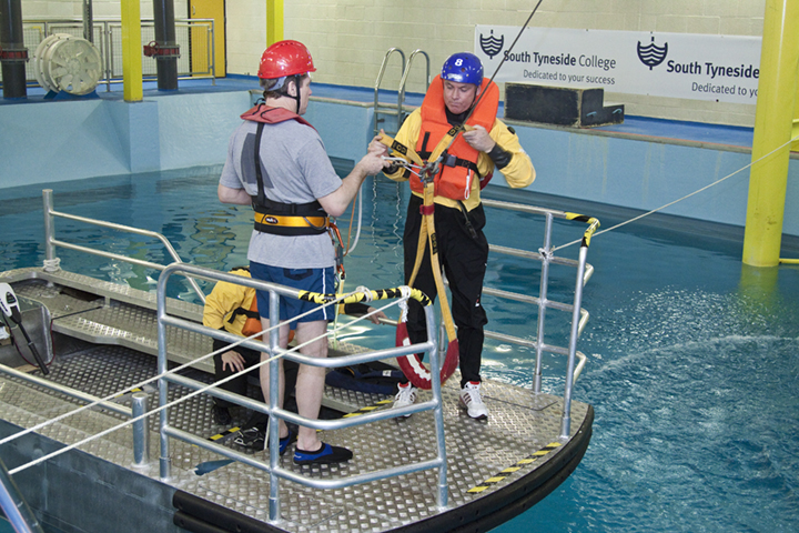 Marine Safety Training Centre Wapping Street NE33 1LQ