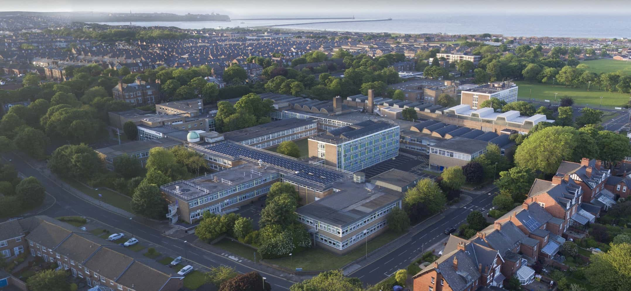 South Tyneside College St George's Avenue South Shields NE34 6ET