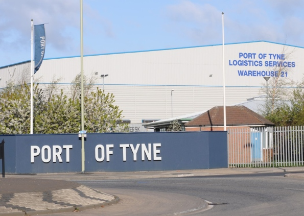 Hotel near Tyne Dock / Port of Tyne in South Tyneside, NE34 9PT