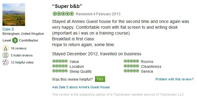 TripAdvisor South Shields Review Standard Single Room For Nine Nights